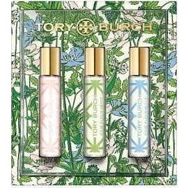 Tory Burch Jolie Fleur Rose/Verte/Bleue Mini Travel Spray Set 3 x 0.17 - Rose Burch