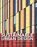 Sustainable Urban Design 9780415447812