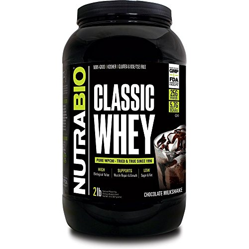 Top 10 best nutrabio classic whey protein powder for 2020