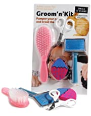 Sharples & Grant Groom-n-Kit Kit de toilettage pour animal de compagnie