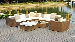 talfa poylrattan Muebles de Jardín Lounge Big Ben–Java