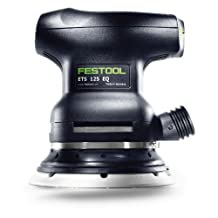 Festool 571817 ETS 125 EQ Random Orbital Sander