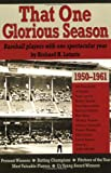 That One Glorious Season, Richard Letarte, 1931807515