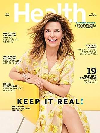 7852f16c0fd Health  Amazon.com  Magazines