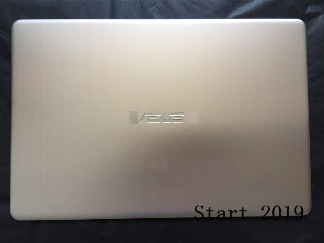 New for ASUS Vivobook X510 X510UA 15.6 LCD Back Cover Gold Lid 13NB0FQ1AM0201