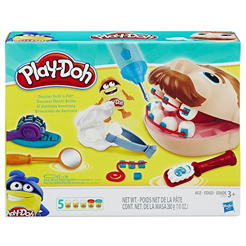 Play Doh Doctor Drill Fill Retro