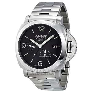 Officine Panerai PAM00347 - Reloj para hombres, correa de acero inoxidable