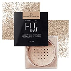 Start Fit. Finish strong. Now Fit happens from start to finish! This loose setting powder is available in a collection of shades to fit any skin tone. • Provides the perfect finishing touch to your makeup base • Mineral-based formula helps to...