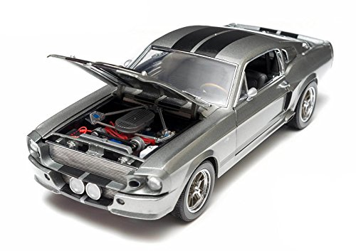 1:18-Scale 1967 Shelby Mustang GT500E Eleanor Diecast Car ...
