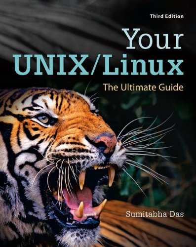 Your Unix/Linux:Ultimate Guide