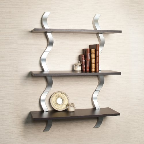 Review Waves 3 Level Shelving System By Danya B by Danya B