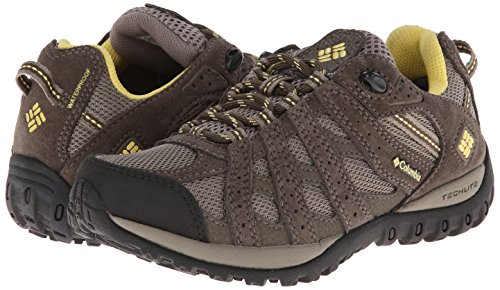 Hiking Shoes Waterproof Sunlit Redmond Columbia 227 Women's Pebble Brown wIqAO4tnB