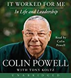 It Worked for Me, Colin Powell, 0062196855