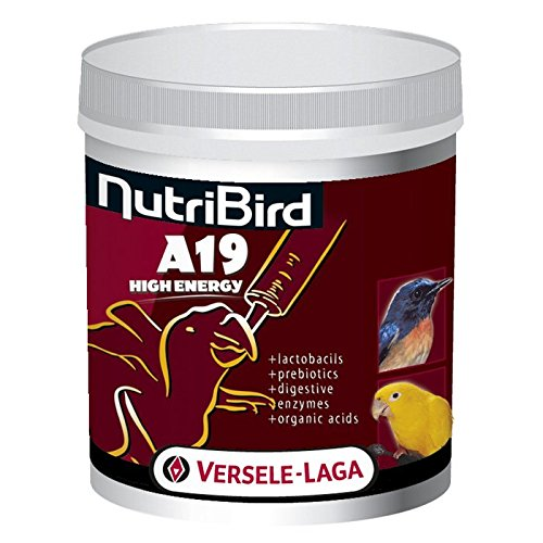 Nutribird A19 High Energy 800gr Versele Laga