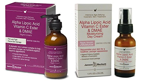 Janson Beckett Alpha Lipoic Moisturizing Day Cream & Night Cream Combo ()