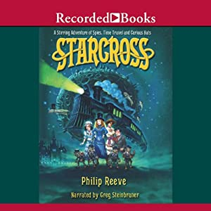 Starcross Audiobook