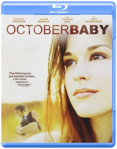 October Baby Blu-ray
