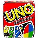 Mattel Games Juego de Cartas UNO