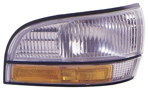 - Go-Parts ª OE Replacement for 1992-1996 Buick Park Avenue Side Marker Light Assembly/Lens Cover - Front Left (Driver) Side 16512673 GM2550136 for Buick Park Avenue
