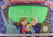 Inglês Supersérie - Prancheta Aprendendo, Pintando e Brincando (Volume 19)