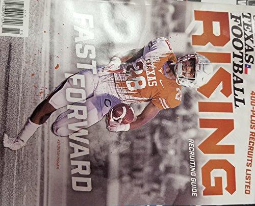 Dave Campbell's Texas Football Rising Magazine 2017 Fast Forward LH Ingram (afamncg - Ingram Stores