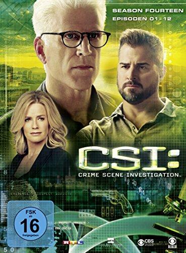 14.1 Dvd - CSI: Las Vegas - Season 14.1