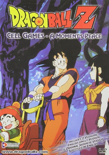 Dragon Ball Z - Cell Games - A Moment's Peace - Dragon Ball Z Cell Games