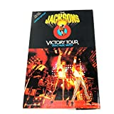 1984 The Jacksons Michael Jackson Victory Tour