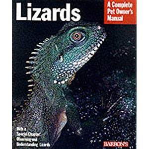 Lizards (Complete Pet Owner's Manuals) 16