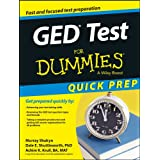 GED Test For Dummies, Quick Prep