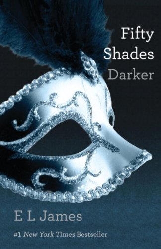 """""""Fifty Shades Darker - Book Two of the Fifty Shades Trilogy"""" av E L James"""