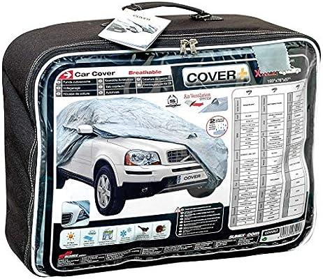 Housse De Protection Carrosserie Taille Xxl1-430X200X195Cm Sumex