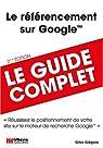 Le référencement sur Google par Grégoire