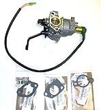 Original GENERAC 0J2451, 0G9915 Guardian Carburetor W/GASKETS /#B4G341TG 32W4-15RTH565920