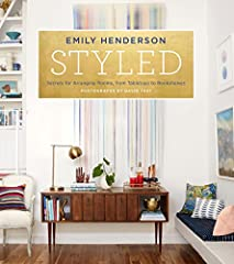 NEW YORK TIMES BESTSELLER • The ultimate guide to thinking like a stylist, with 1,000 design ideas for creating the most beautiful, personal, and livable rooms.It's easy to find your own style confidence once you know this secret: While decor...