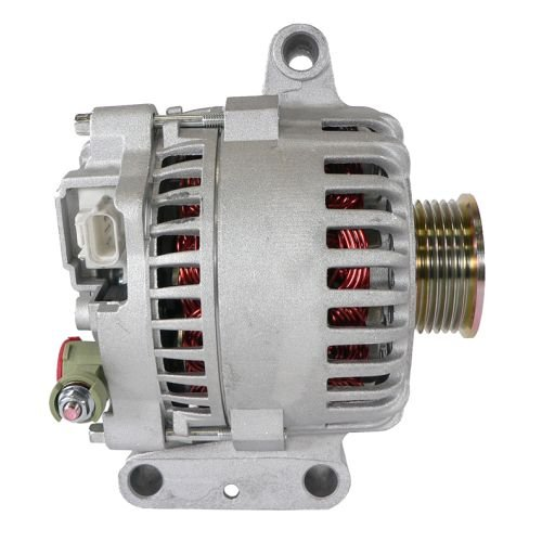 DB Electrical AFD0115 Alternator for 2.0L 2.3L Ford Focus 05 06 07, 4S4T-10300-AC 4S4Z-10346-AB 4S4Z-10346-AC 5S4T-10300-AB 5S4T-10300-AC 5S4Z-10346-A 6S4T-10300-AD GL-631 GL-657 GL-676 GL-8746RM 8406 by DB Electrical