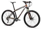 Schwinn Men's Meteore Comp Mountain Bicycle, Silver, 16″/Small