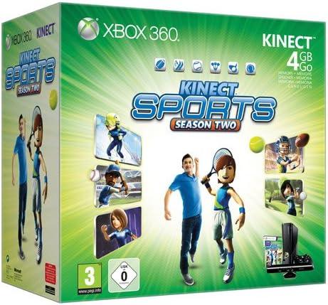 Xbox 360+Kinect Sports 2: Amazon.es: Videojuegos