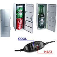 Mini USB Fridge Creative Small Fridge Mini Drugs Cosmetics, Drinks Beer Refrigerators
