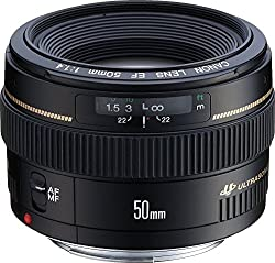 Image of the product Canon EF 50mm f/14 USM that is listed on the catalogue brand of Canon.