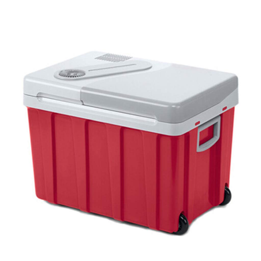 SryWj Große Kapazität 40L Liter Auto Kühlschrank Auto Kühlschrank Kühlung Auto Benutzer