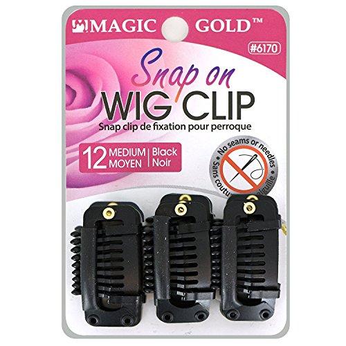 Magic Gold Seams Needles 12pcs product image