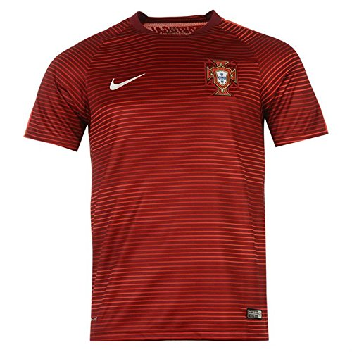 Portugal Replica Jersey (Nike Portugal Pre-Match Training II Soccer Jersey (Red))