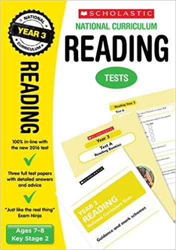2020 SATs Practice Papers for Reading - Year 3 Scholastic ...