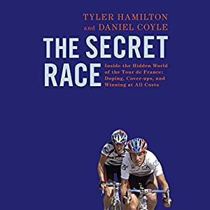 The Secret Race Audiobook