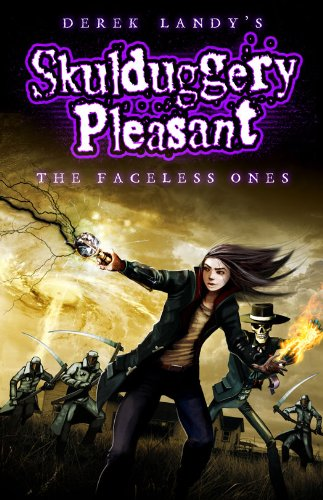 Image result for the faceless ones skulduggery pleasant