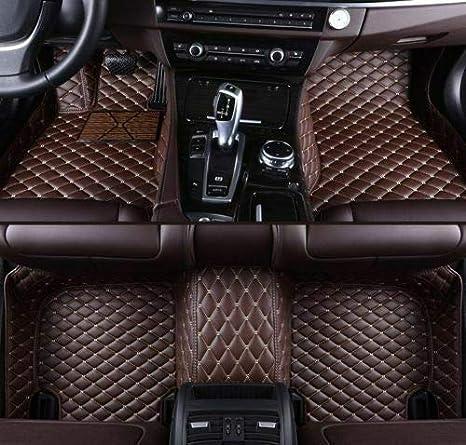 Black, 3-Series-E90-Sedan-2005~2011 hansheng Car Floor Mats Carpets for BMW All Models X1 X2 X3 X4 X5 X6 M1 M3 M4 M6 X5M 1-7 Series Luxury Custom FloorLiner Auto Mats