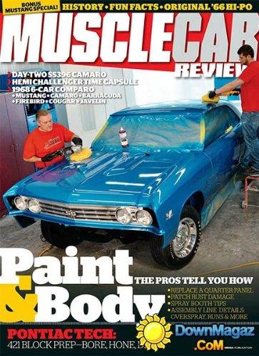 (Muscle Car Review Magazine April 2014)