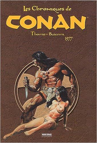 Les Chroniques de Conan : 1977 pdf epub