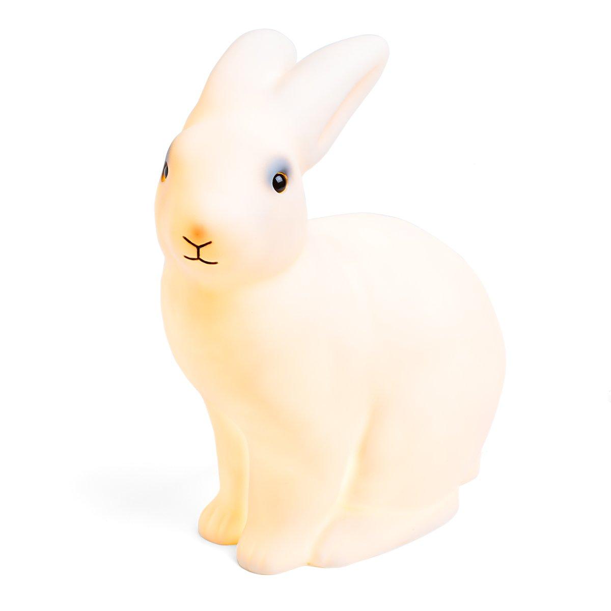 Bianco Coniglio Lampadina 26 cm LED A+ Heico 63312